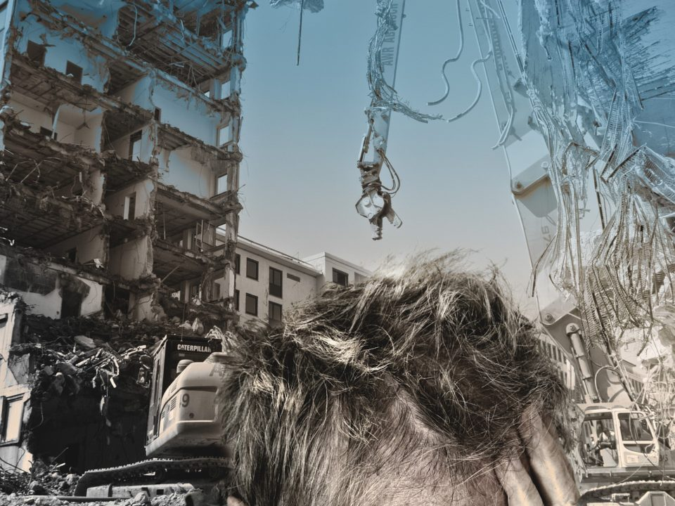 Earthquake Homeless